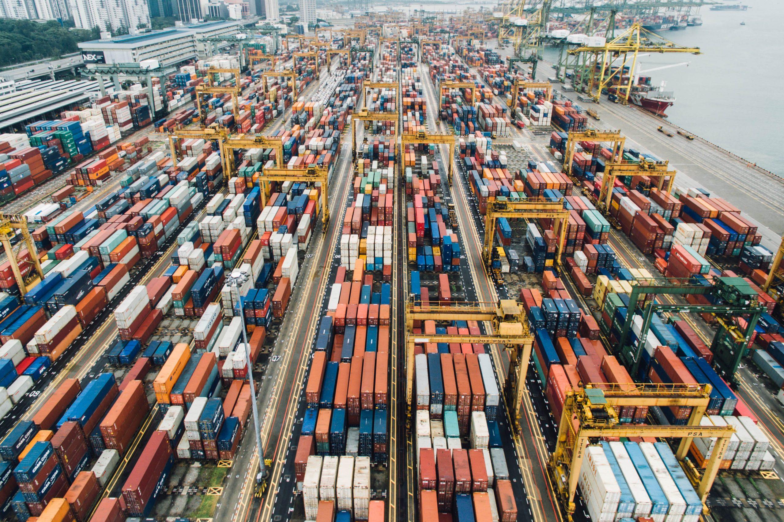 Logistics & scheduling